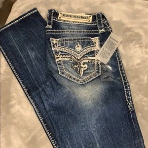 NWT ROCK REVIVAL SIZE 26